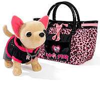 Гламурная Собачка Кикки M 1620 розовая мечта (аналог chi chi love)