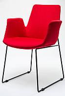 Кресло OSTIN красное