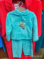 Качественная теплая детская пижама для детей