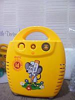 Компрессорный ингалятор, небулайзер Little Doctor LD-211C, новый дизайн