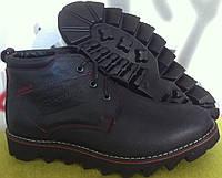 Левис жесть! Зимние мужские ботинки Levis кожа Турция обувь lbk 20
