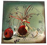 Настенные кухонные часы Кувшин