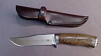 Нож нескладной Карась качественный рыбацкий подарочный ножик
