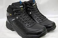 Высокие зимние мужские  кроссовки больших размеров:46,47,48,49