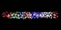 """Новогоднее украшение """"Merry Christmas""""  190*25 см"""