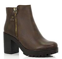 Женские ботинки Brown