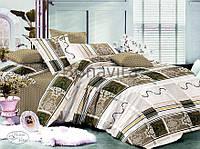 Комплект постельного белья евростандарт Бязь «Gold»