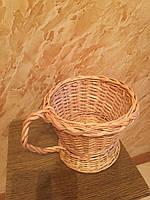 Корзина с подставкой подарочная, фото 1