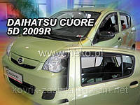 Ветровики Daihatsu вставные (Польша - США), фото 1