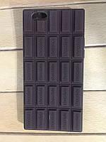 """3D чехол для iPhone 5/5s """"Плитка шоколада"""""""