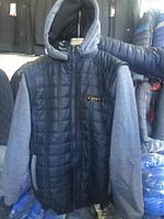 Куртка-жилетка мужская на зиму 48-54 рр.