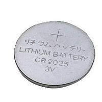 5шт Батарейка таблетка CR2025 Bossman