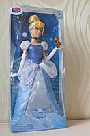 Принцесса Золушка Дисней с фигуркой Гаса