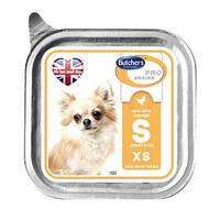 Butcher`s Dog Pro Mini Dogs Chicken 100г*16шт-паштет куриный для чувствительных собак мини и малых пород