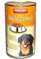 Animonda Brocconis с курицей 1,25кг * 6шт- консерва для собак
