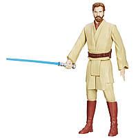 Звездные войны фигурка Оби Ван Кеноби 30 см высотой. Оригинал Hasbro