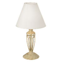 Настольная лампа  ANTICA / 1 60W E14 Eglo