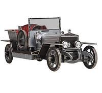 Картонная модель Ретро автомобиль 1907 год 214-3 УмБум