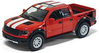Машинка металл. Ford F-150 SVT Raptor SuperCrew