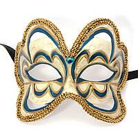 Маска для карнавала венецианская
