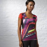 Компрессионная футболка с коротким рукавом Reebok ONE Series ACTIVChill B43498 - 2016/2