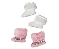 Обувь для куклы BABY BORN - СТИЛЬНАЯ ЗИМА 2 пары в ассортименте (823880)