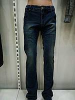 Джинсы мужские плотные косой карман (29-38)