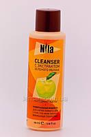 Nila Nila Cleanser Средство для снятия липкого слоя - Зеленое яблоко, 250 мл
