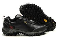 """Ботинки Merrell Chameleon """"Blаck Grey"""" - Черные Серые"""""""