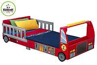 Детская кровать Пожарной машина Kidkraft 76031