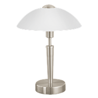 Настольная лампа SOLO 1 / 1 60W E14 Eglo