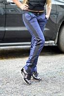 Теплые женские брюки в больших размерах m-1015921