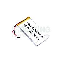Литий-полимерная батарея 0455100P (3200mAh) универсальный аккумулятор для техники.