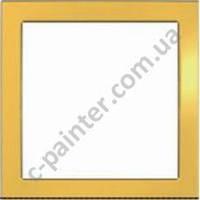 Вставка декоративная для рамок желтый Schneider Electric Unica MGU4.000.01