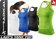 Спортивная термофутболка Radical Lady's Tank Top для женщин. Отличное качество. Дышащее волокно. Код: КДН920