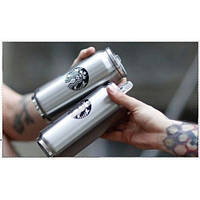 Термокружка банка Vacuum Cup Starbucks PTKL-360
