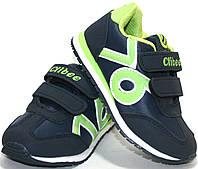 Детские кроссовки для мальчика Clibee Польша размеры 25-26