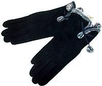 Перчатки на меху сенсорные Angel Collection размер 6,5, 7, 7,5