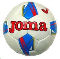Мяч футбольный №5 Joma White Original (полиуретан)