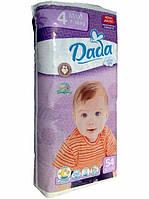 Подгузники Dada (Дада), 4 maxi, 7-18 кг, 54 шт.