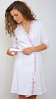 Халат Shato - 325 (женская одежда для сна, дома и отдыха, домашняя одежда)