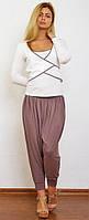 Пижама женская Shato - 327 (женская одежда для сна, дома и отдыха, домашняя одежда, домашний костюм)