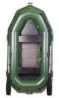 Лодка надувная гребная двухместная Bark В-260Р (БАРК В-260Р)