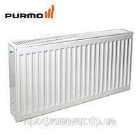 Радиаторы Purmo тип 22 размер 500 на 600