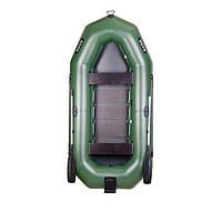 Лодка надувная гребная трехместная Bark В-300N (БАРК В-300N)