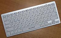 Универсальная  Bluetooth беспроводная клавиатура в стиле Apple AT-3950, фото 1