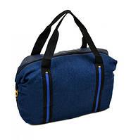 Дорожная тканевая сумка-саквояж
