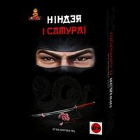 Настольная игра «Ниндзя и самураи» SKU0000358
