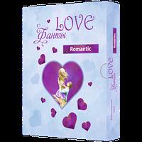 Настольная игра для влюбленных LOVE-Фанты: Романтик SKU0000354
