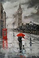 «Лондон для двоих» картина маслом